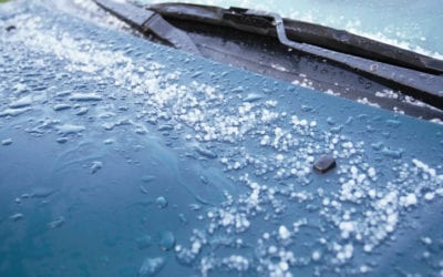 Hail Damage? Get Windshield Repairs Now